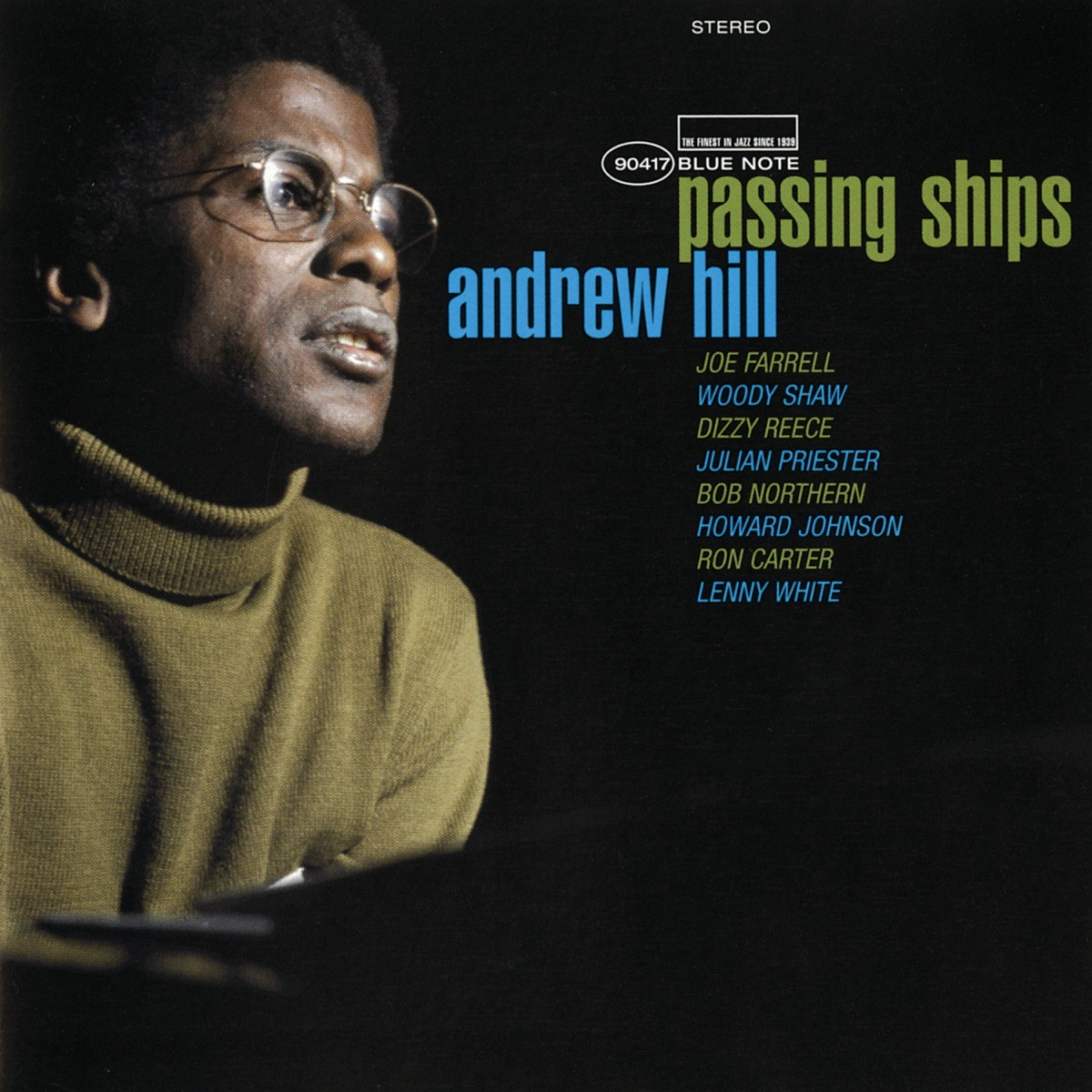 Andrew Hill - Passing Ships  (Blue Note's New Tone Poets Series) VINYL - 60243514842
