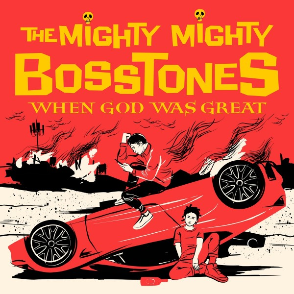 The Mighty Mighty Bosstones - When God Was Great VINYL - HELL205391
