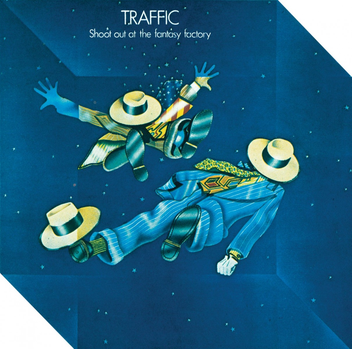 Traffic - Shoot Out At The Fantasy Factory VINYL - 60257751257