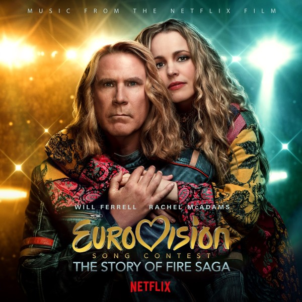 Eurovision Song Contest: The Story of Fire Saga (Music from the Netflix Film) VINYL - MOVATM308