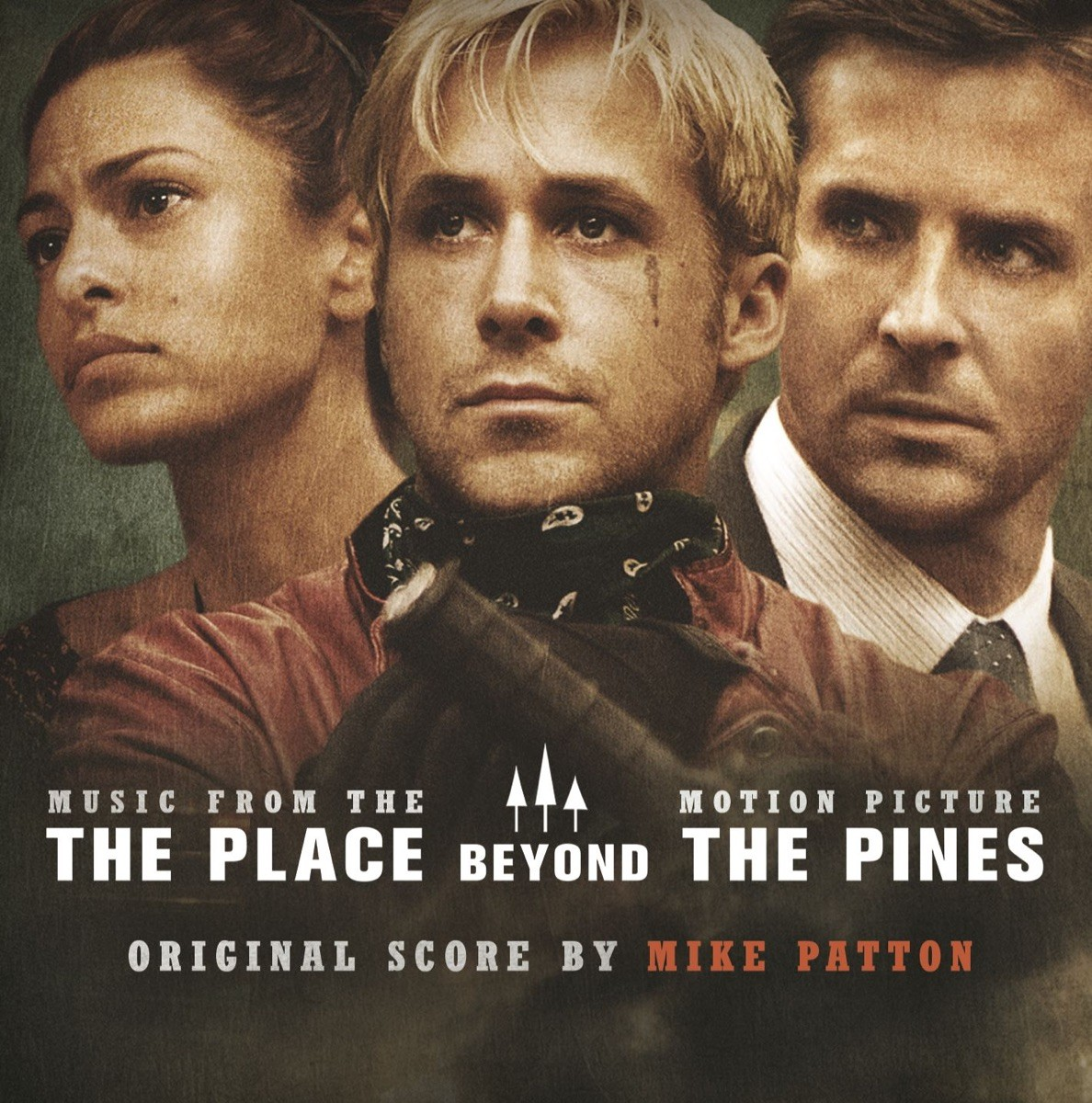 Mike Patton - The Place Beyond the Pines (Music From the Motion Picture) VINYL - MOVATM318