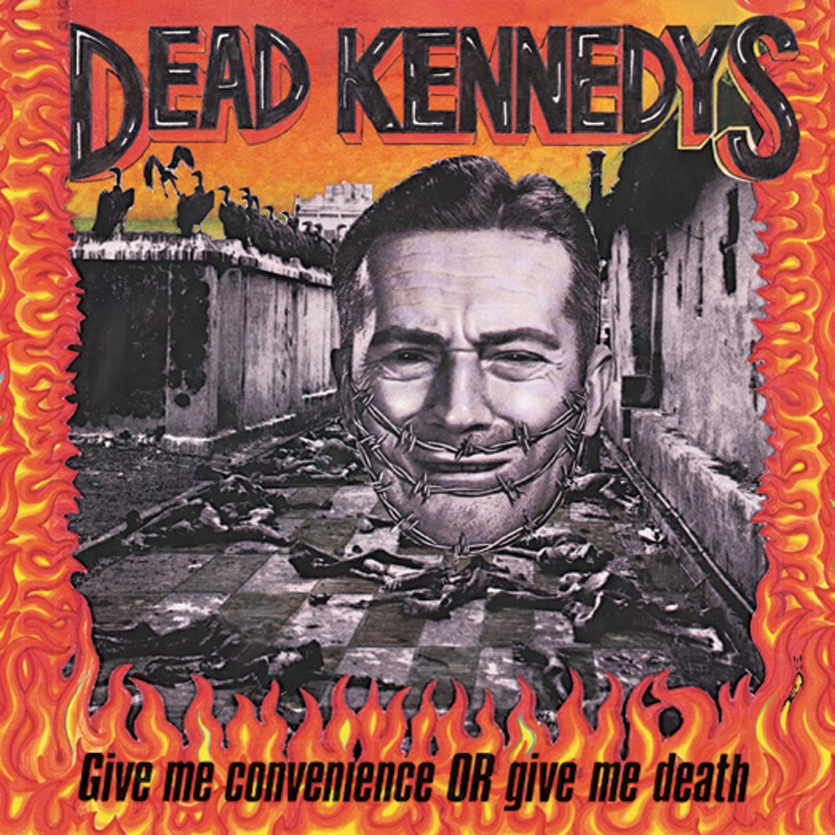 Dead Kennedys - Give Me Convenience or Give Me Death VINYL - PLATE063LP