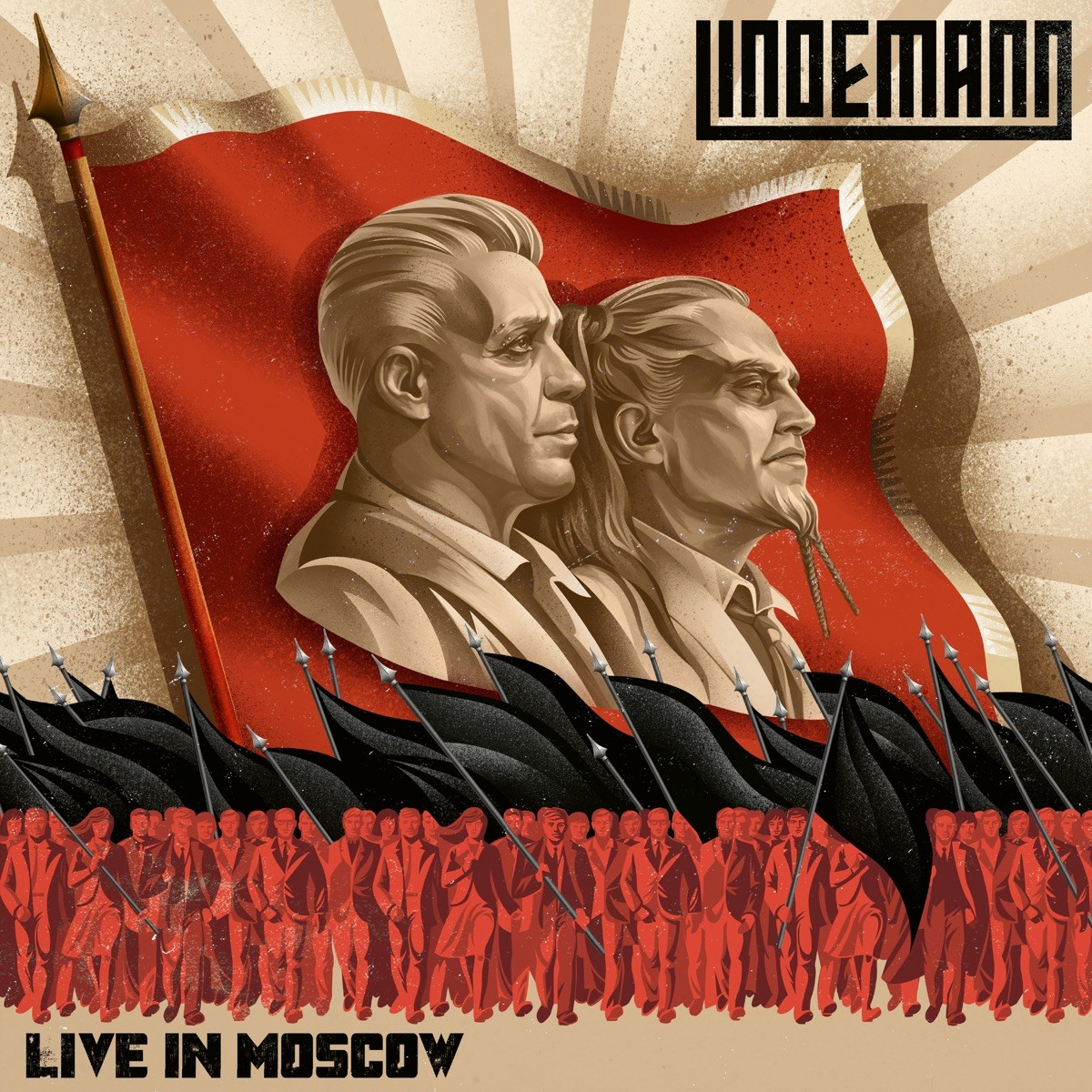 Lindemann - Live in Moscow VINYL - 60243511370
