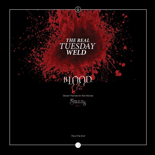 The Real Tuesday Weld - Blood VINYL - ABLP700