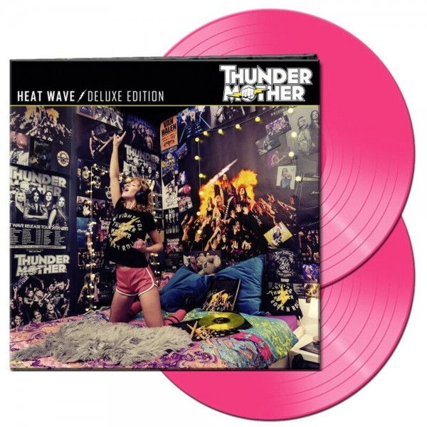 Thundermother - Heat Wave (Deluxe Edition) VINYL - AFM76110