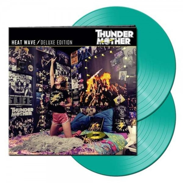 Thundermother - Heat Wave (Deluxe Edition) VINYL - AFM76717