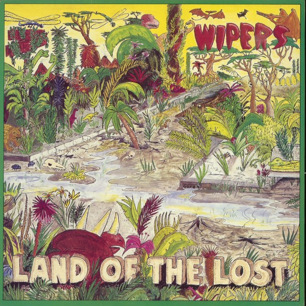 Wipers - Land of the Lost VINYL - MOVLP2818