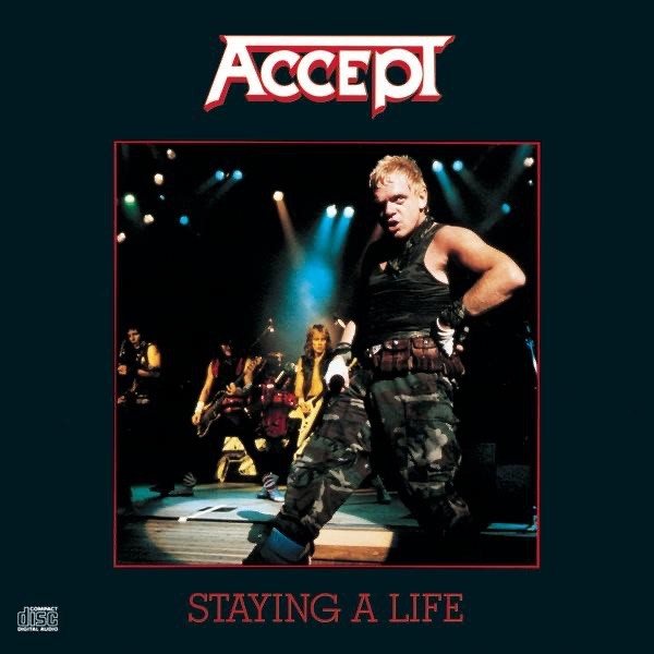 Accept - Staying a Life VINYL - MOVLPB2438