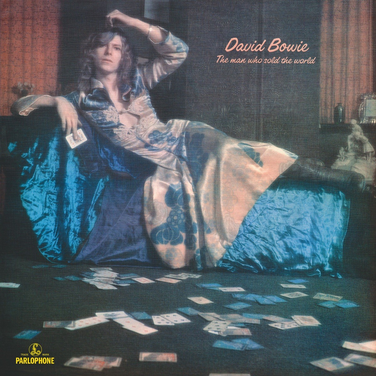 David Bowie - The Man Who Sold the World VINYL - 19029513293