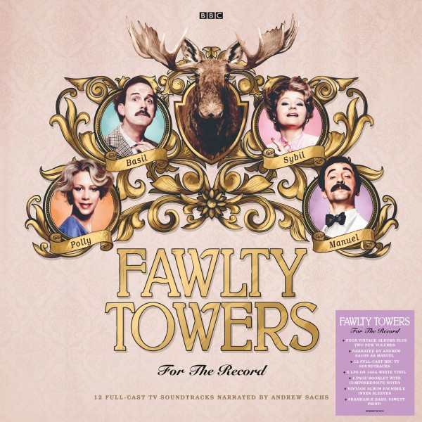 Andrew Sachs - Fawlty Towers - For The Record VINYL - DEMREC54