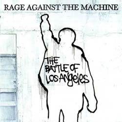Rage Against The Machine - Battle Of Los Angeles CD - 4919932