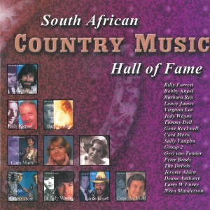 South African Country Music Hall of Fame, Vol. 1 CD - CDRED 680