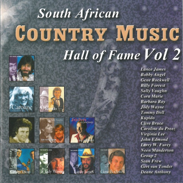 South African Country Music Hall of Fame, Vol. 2 CD - CDRED 683