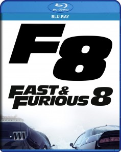 The Fate of the Furious Blu-Ray - 8311525