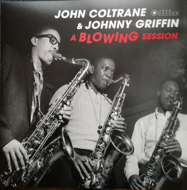 John Coltrane & Johnny Griffin - A Blowing Session VINYL - 8436569193297