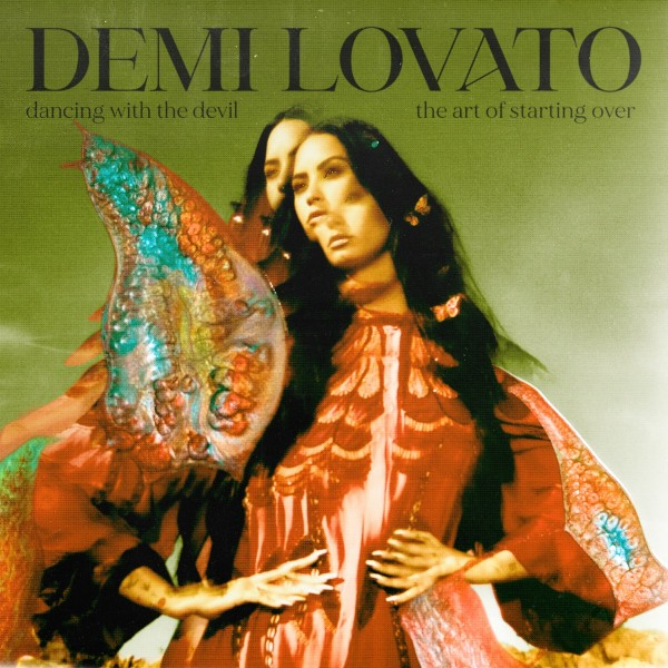 Demi Lovato - Dancing With The Devil…The Art of Starting Over CD - 0602435785493
