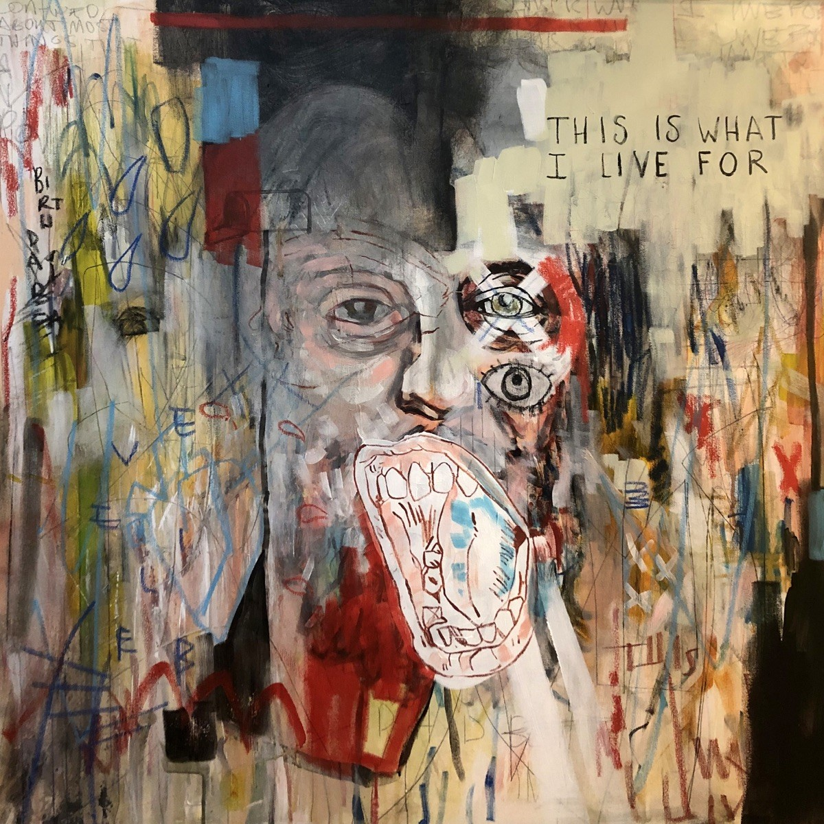 Blue October - This Is What I Live For VINYL - 75970720151