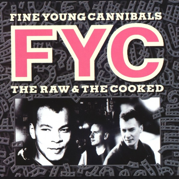 Fine Young Cannibals - The Raw & the Cooked VINYL - 5060555213633