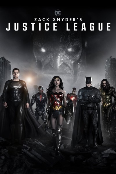 Zack Snyder's Justice League DVD - 1000802754