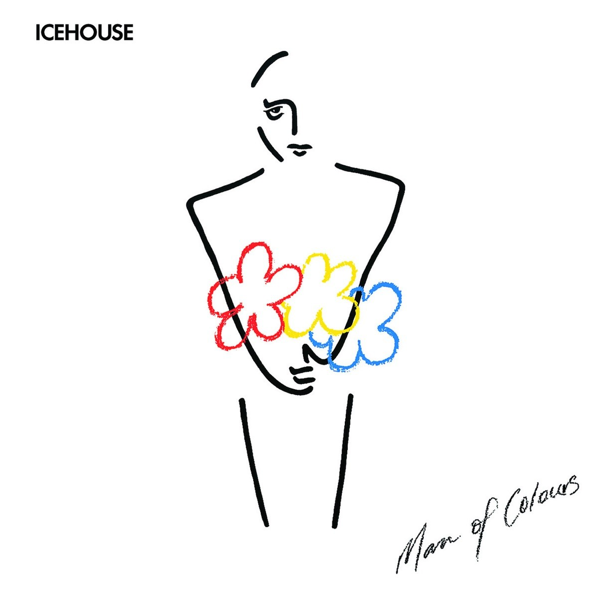 Icehouse - Man Of Colours VINYL - 602527975801