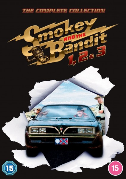 Smokey And The Bandit Complete Collection DVD - FHED4050