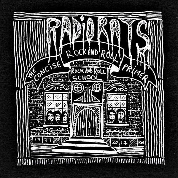 Radio Rats - The Concise Rock And Roll Primer CD+DVD - 70008385989