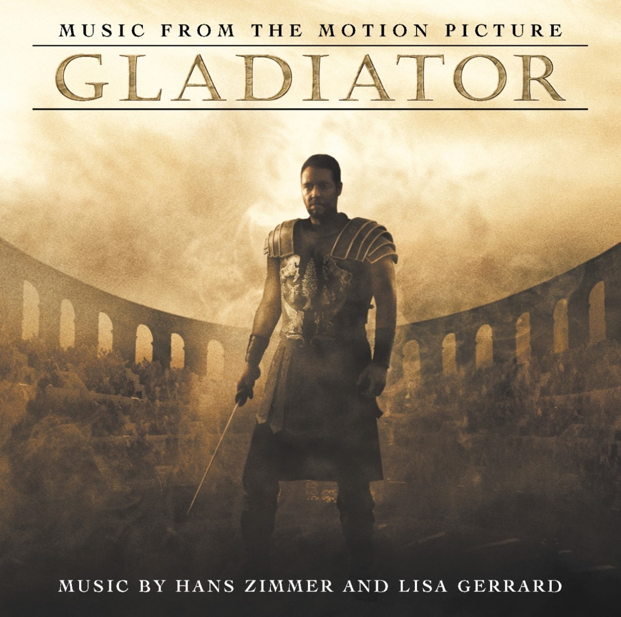 Hans Zimmer - Gladiator (Soundtrack from the Motion Picture) VINYL - 028948321285