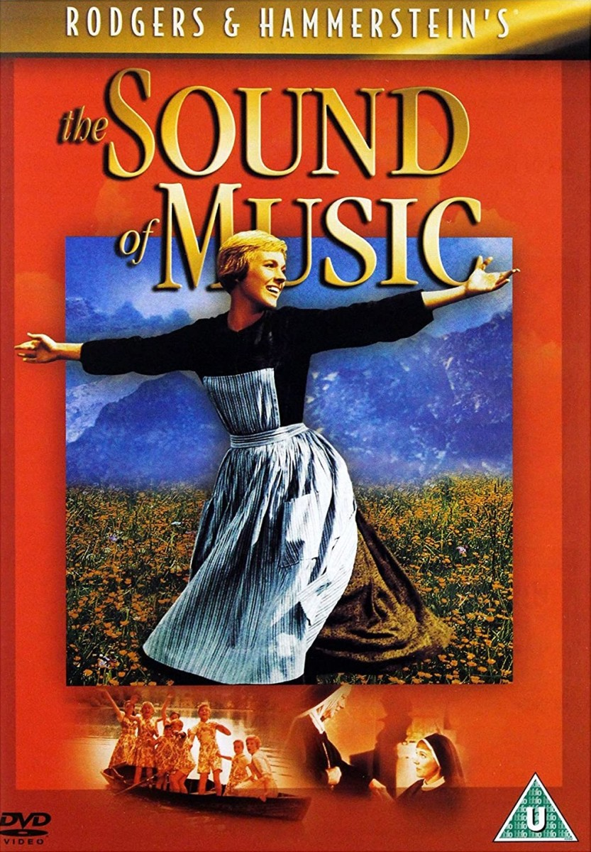 The Sound of Music DVD - 01051VDVD