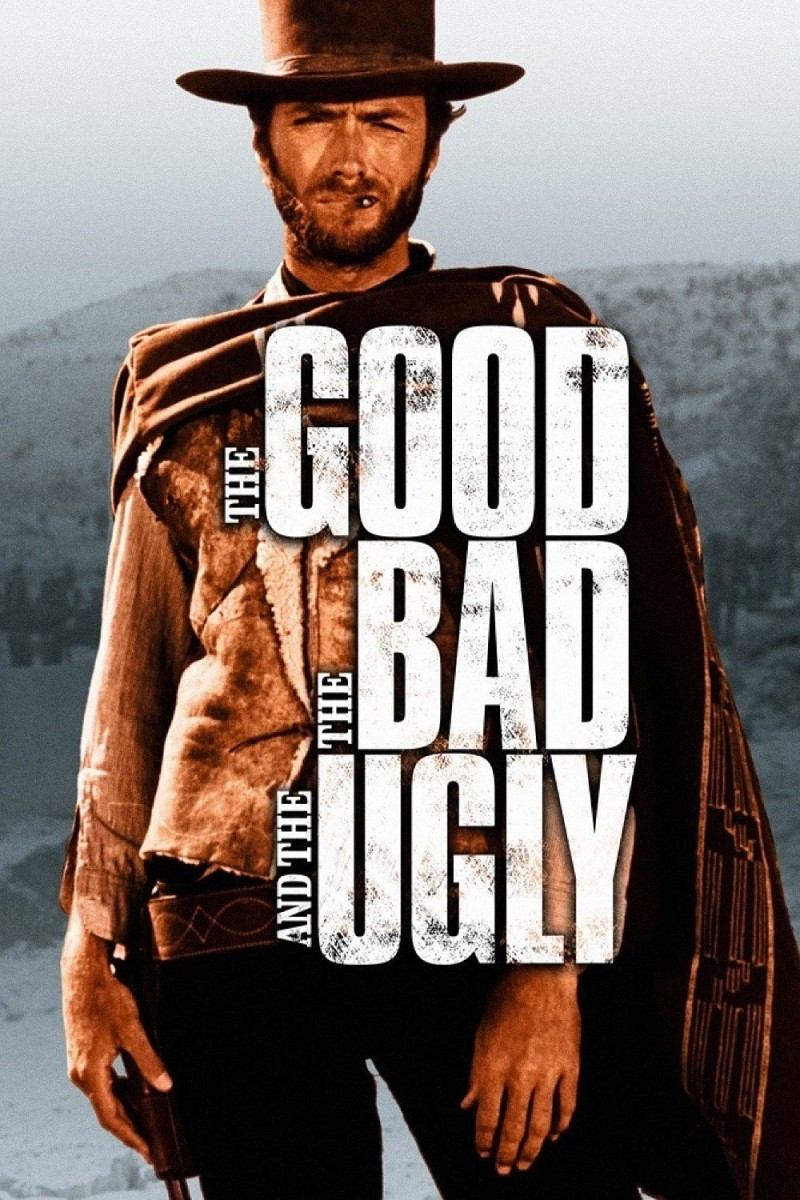 The Good, the Bad and the Ugly DVD - 1000775008