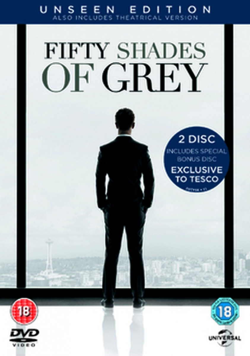 Fifty Shades of Grey DVD - 1000793862