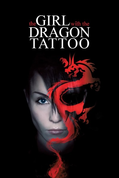 The Girl with the Dragon Tattoo DVD - 1000793968