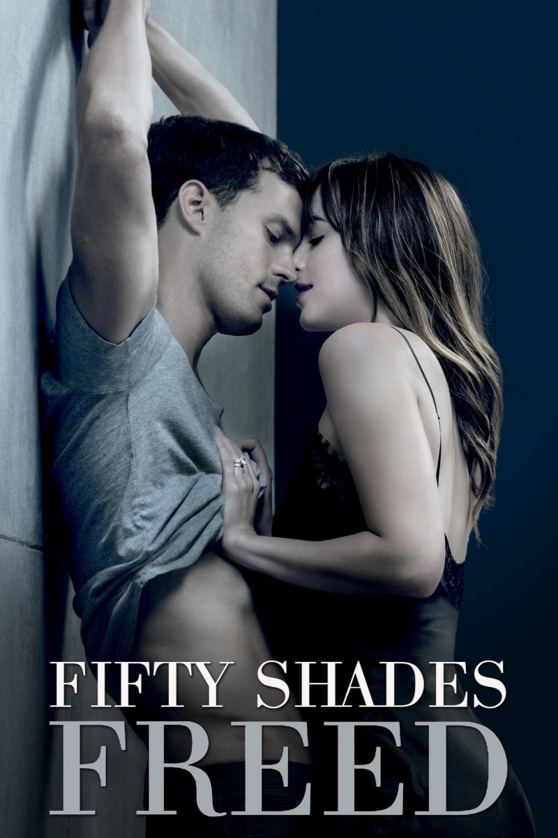 Fifty Shades Freed DVD - 1000796480