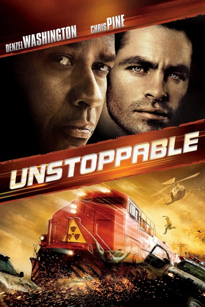 Unstoppable DVD - 5018901000