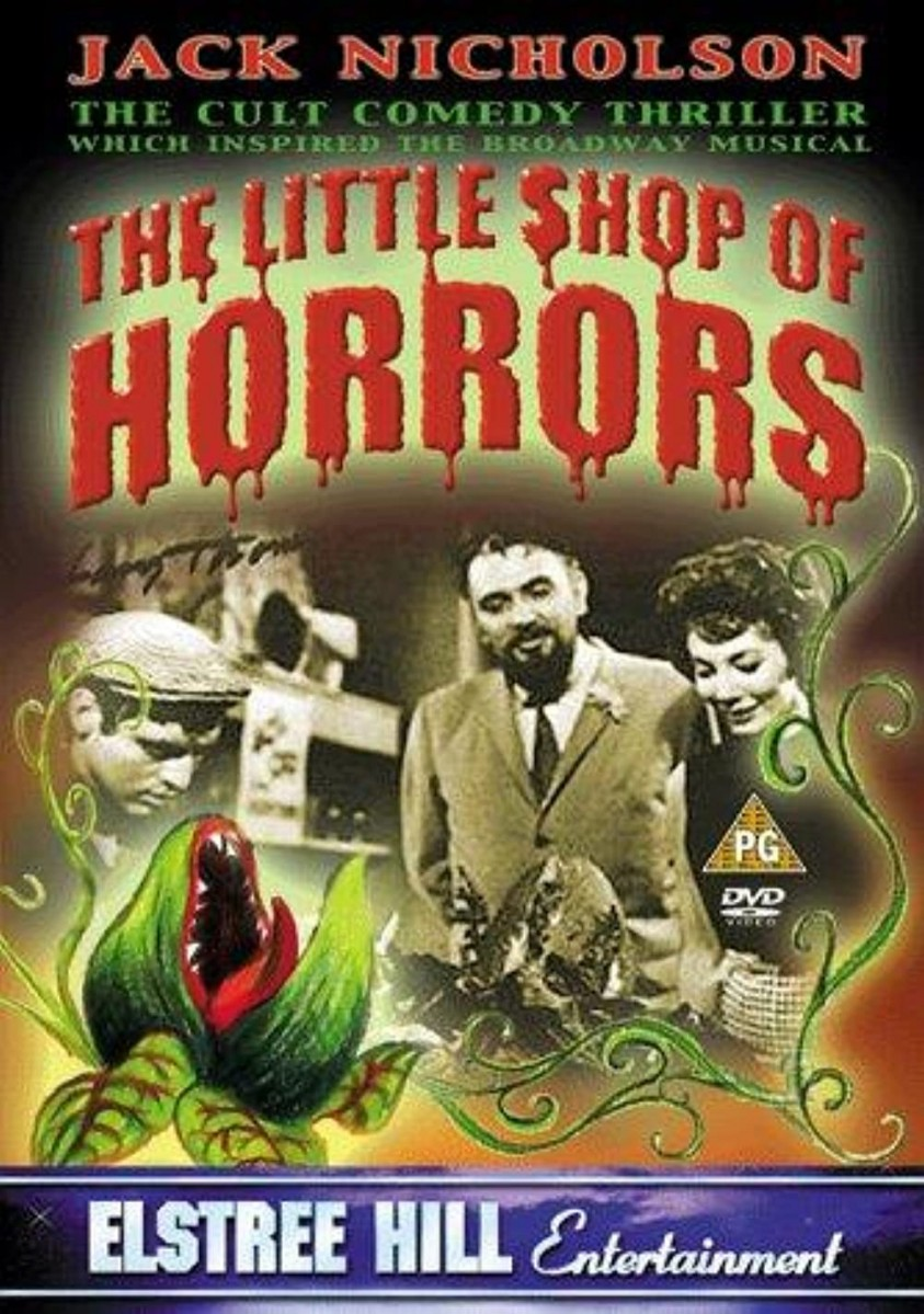 The Little Shop of Horrors DVD - 761189