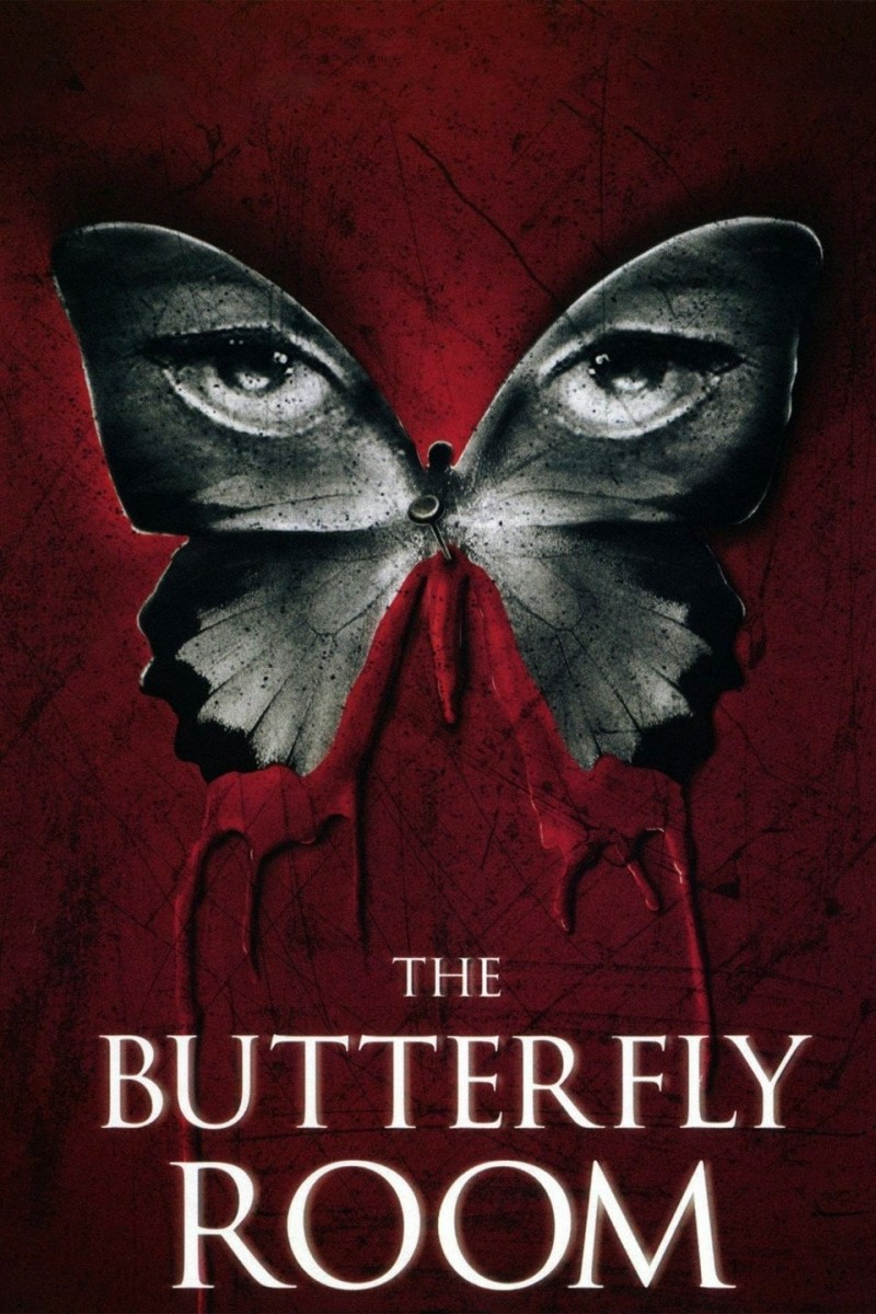 The Butterfly Room DVD - ABD1153