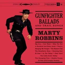 Marty Robbins - Gunfighter Ballads And Trail Songs CD - 4952472