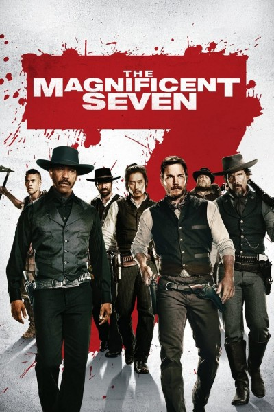 The Magnificent Seven DVD - CDR4953