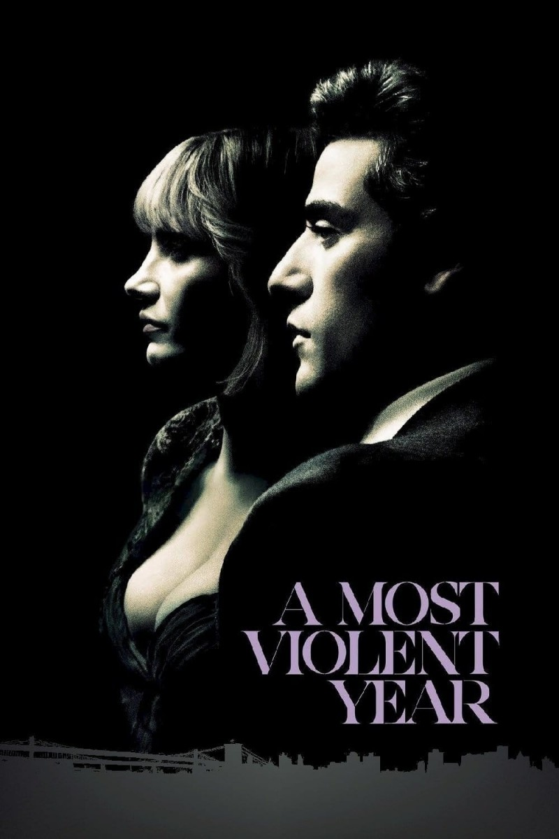 A Most Violent Year DVD - ICON10258