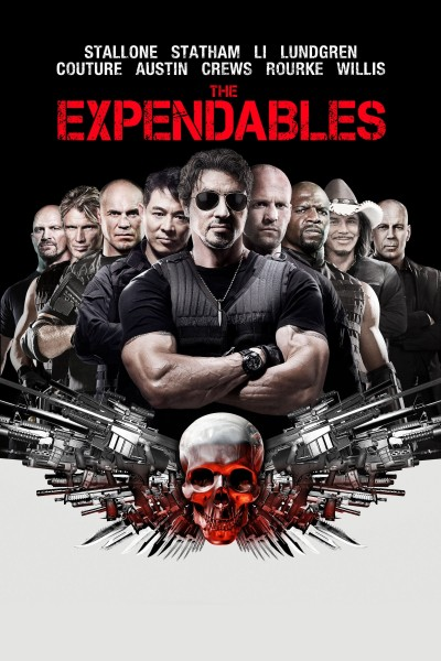 The Expendables DVD - LGD94293