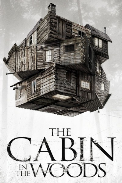 The Cabin in the Woods DVD - LGD94935