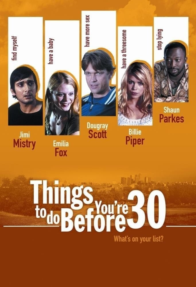 Things to Do Before You're 30 DVD - MP426D