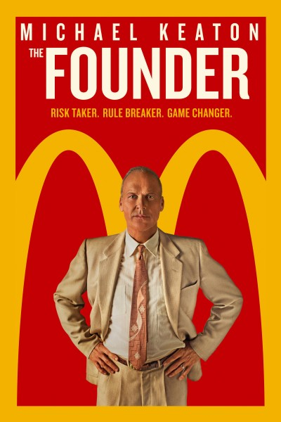 The Founder DVD - OPTD3084