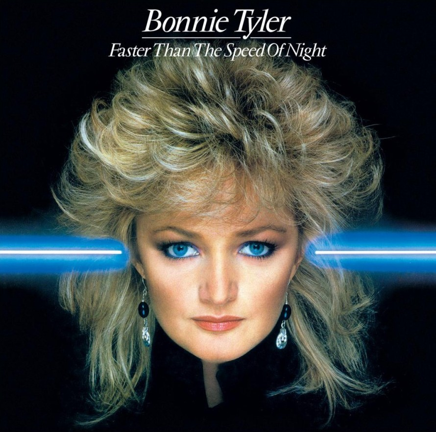 Bonnie Tyler - Faster Than the Speed of Night VINYL - 8719262006959