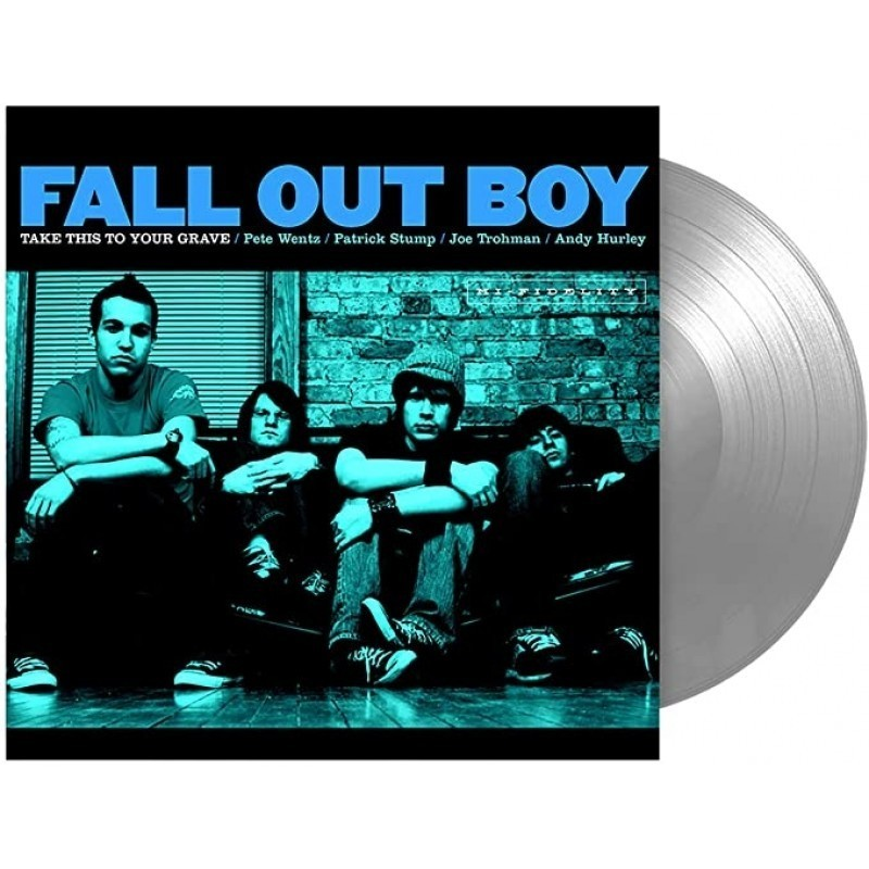 Fall Out Boy - Take This to Your Grave VINYL - 0075678645594