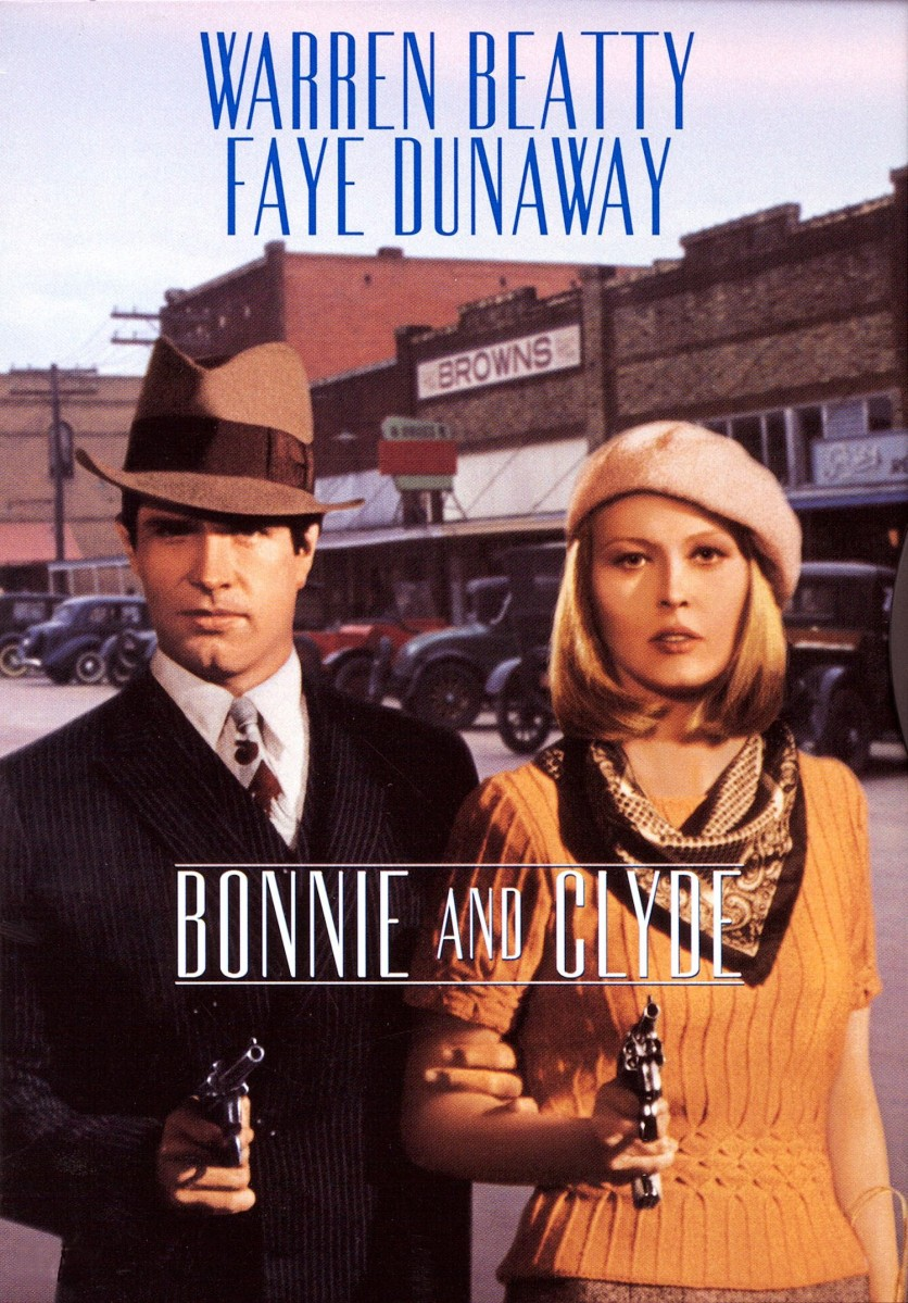 Bonnie and Clyde DVD - 1000085233