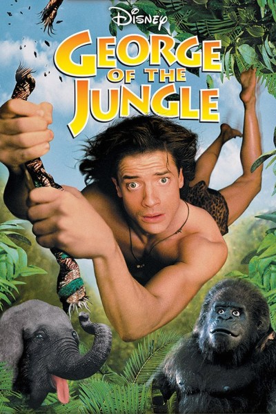 George of the Jungle DVD - BED888201