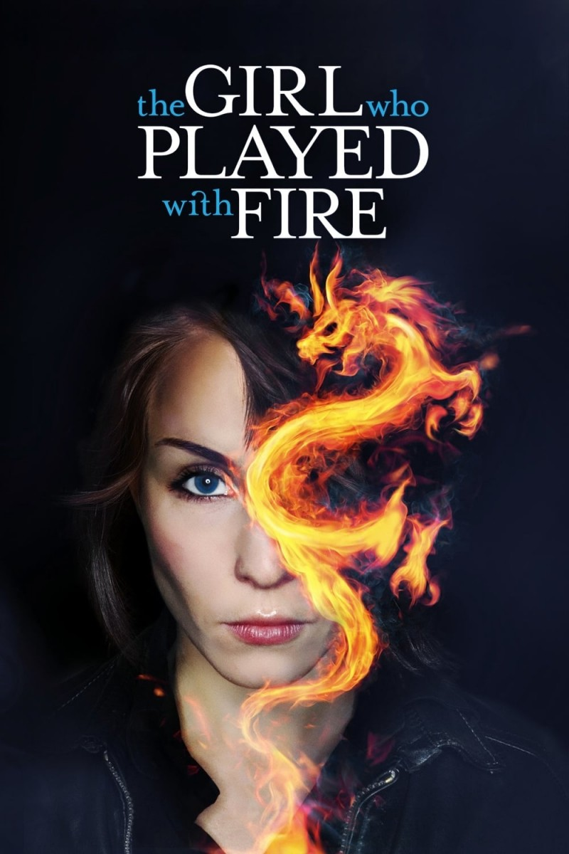 The Girl Who Played with Fire DVD - 1000793970