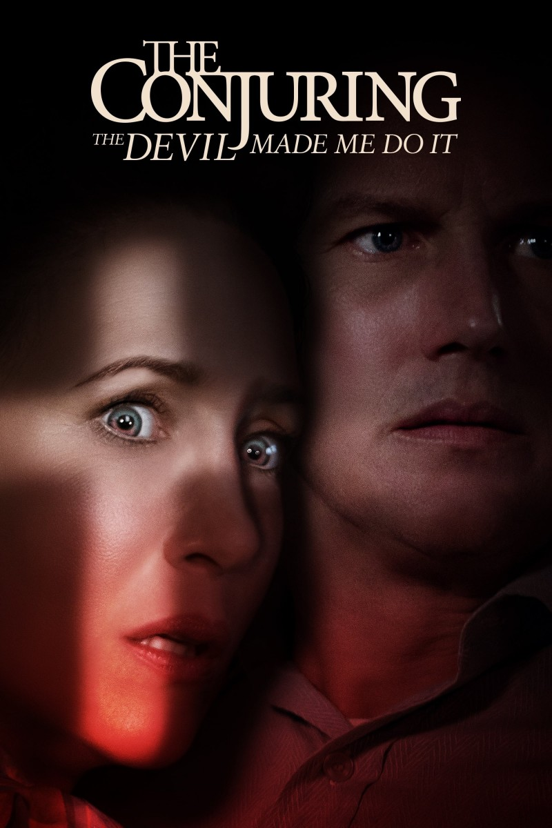The Conjuring: The Devil Made Me Do It DVD - 1000799343