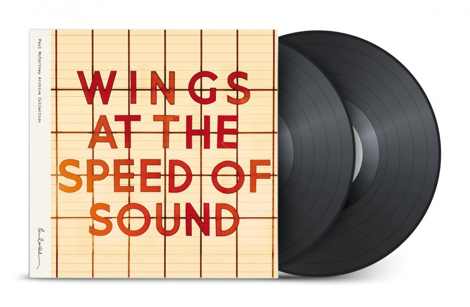 Wings - At The Speed Of Sound VINYL - 08880 7235674
