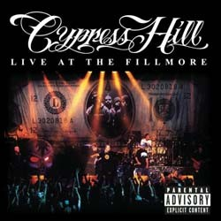 Cypress Hill - Live At The Fillmore CD - 5005582